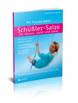 Schüßler-Salze für Körper, Geist und Seele