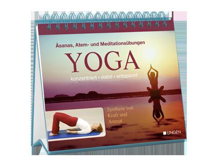 Yoga - Fitness die Synthese von Kraft und Anmut