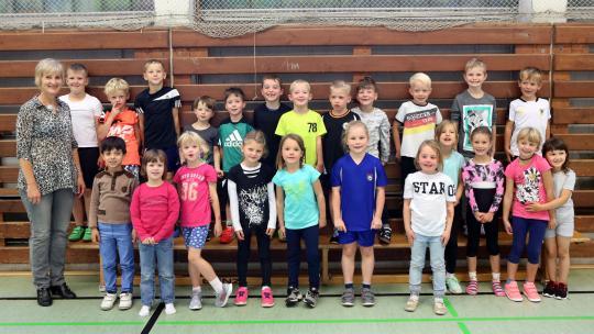 Bertolt-Brecht-Schule Buckow, Klasse 1