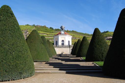 Adventsführung auf Schloss Wackerbarth