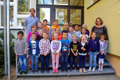 Dr.-Salvador-Allende-Grundschule Rheinsberg, Klasse 1c