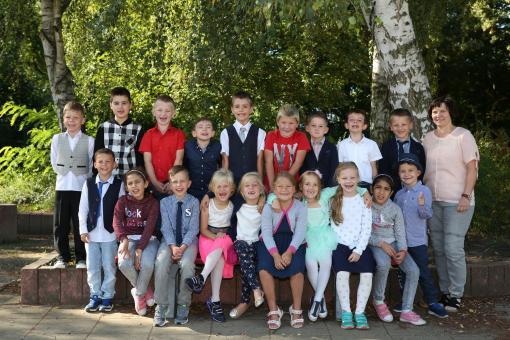 Erich-Weinert-Grundschule, Klasse 1d
