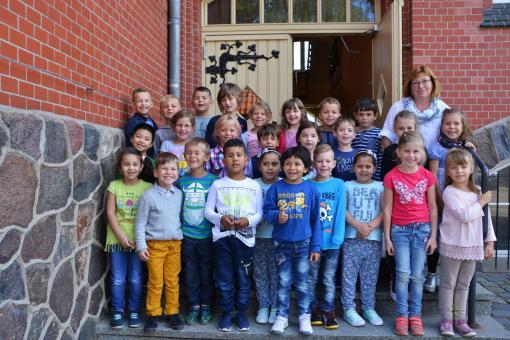 Theodor-Fontane-Grundschule Fürstenwalde, Klasse 1b