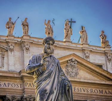 Rom im Advent