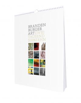 Kalender - Brandenburger Art 2017