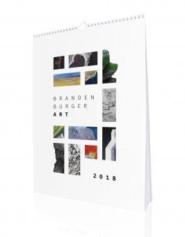 Kalender - Brandenburger Art 2018