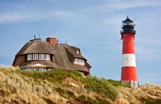 Sommerreise nach Nordfriesland