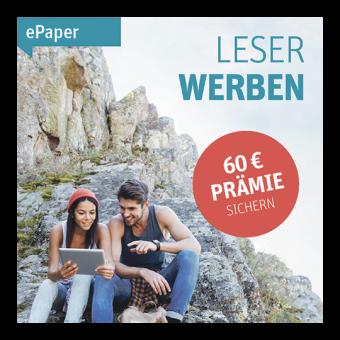 ePaper - Leser werben Leser