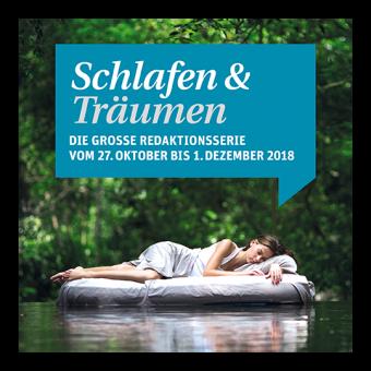 """""""Schlafen & Träumen"""" 6 Wochen Zeitung  lesen"""
