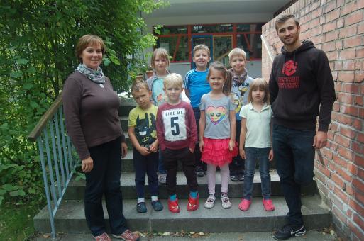 Montessori-Schule Bernau, Klasse 1c