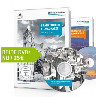 DVD - Frankfurter Filmschätze Teil 1+2