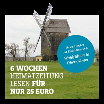 ePaper - Wohlfühlen in Oberkrämer  6-Wochen für nur 25 €