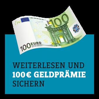 Mein Bernau - weiterlesen und 100 € Geldprämie sichern