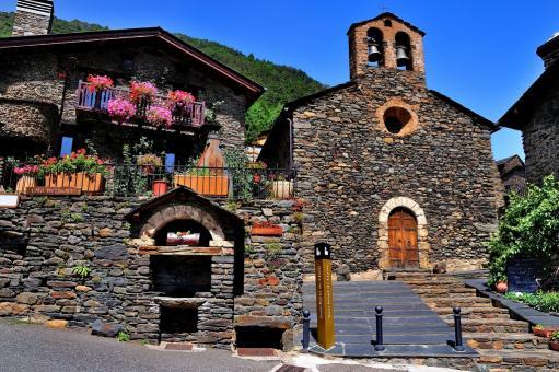 Geheimnisvolles Fürstentum Andorra