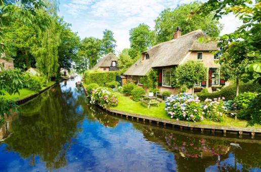 Holland & Belgien