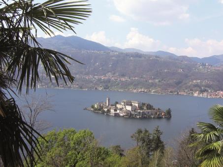 Traumhafter Lago Maggiore