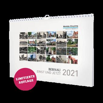 Bernau-Kalender Einst und Jetzt