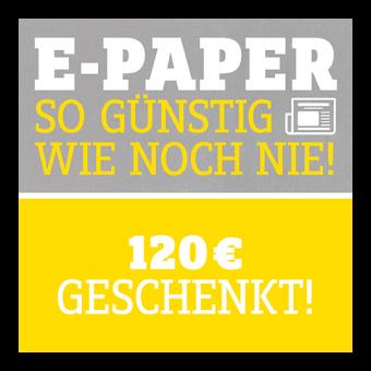 e-Paper - So günstig wie noch nie!