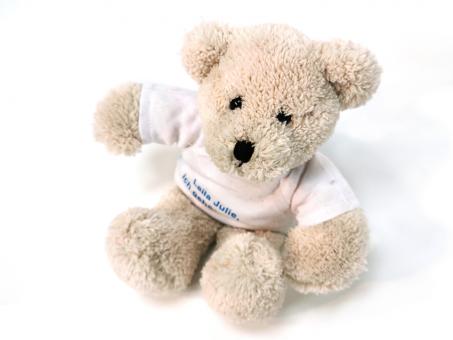 Teddy mit Wunschnamen