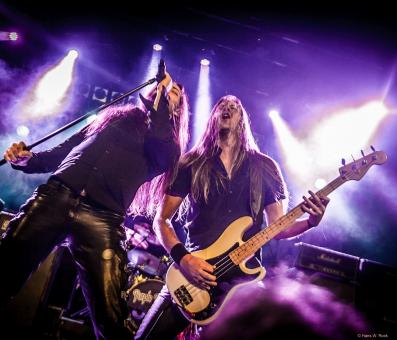 Purple Rising plays Deep Purple